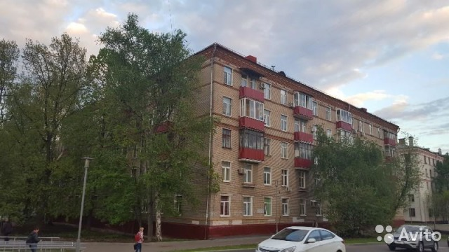 Коптевская улица, дом 34 (САО, район Коптево), Москва, серия