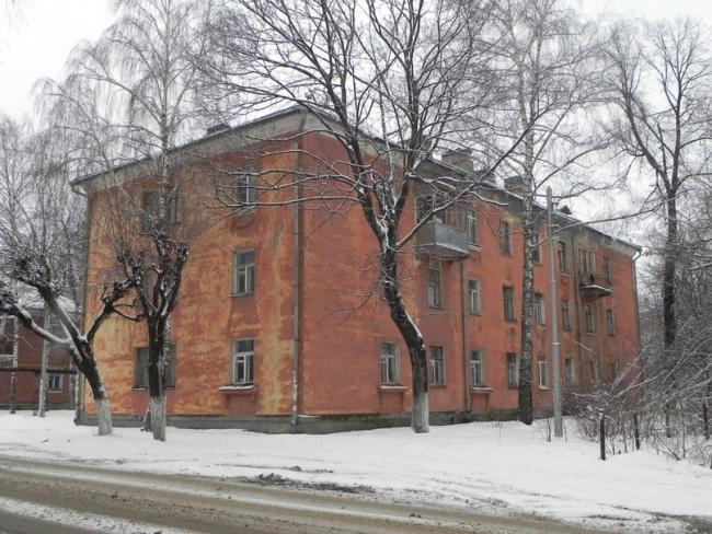 Серия 1-255 сталинки, планировки квартир