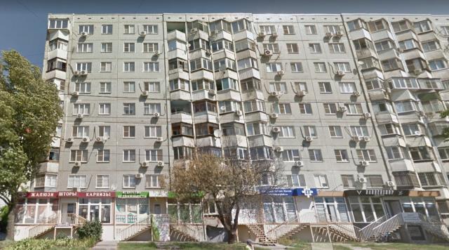 83 серия, Ростов-на-Дону - панельная девятиэтажка