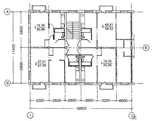 дом серии 1-335