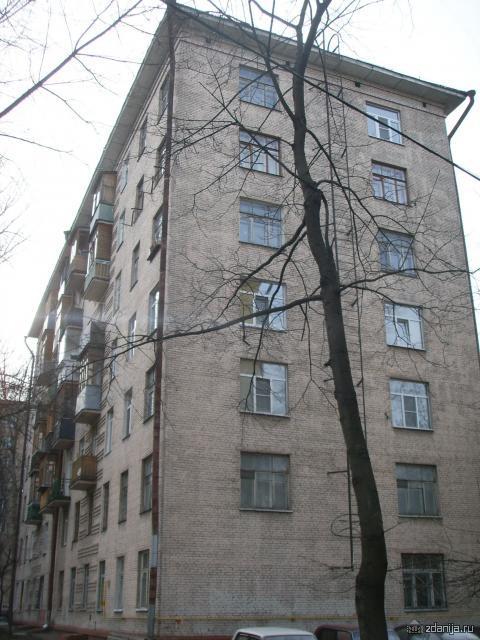 кирпичный многоэтажный дом неизвестная серия