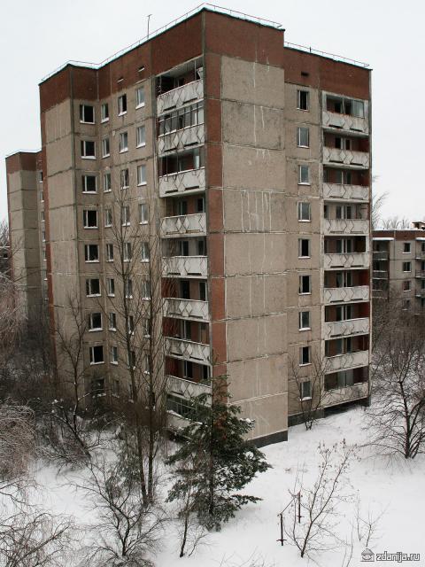 дом серии 121-60-25