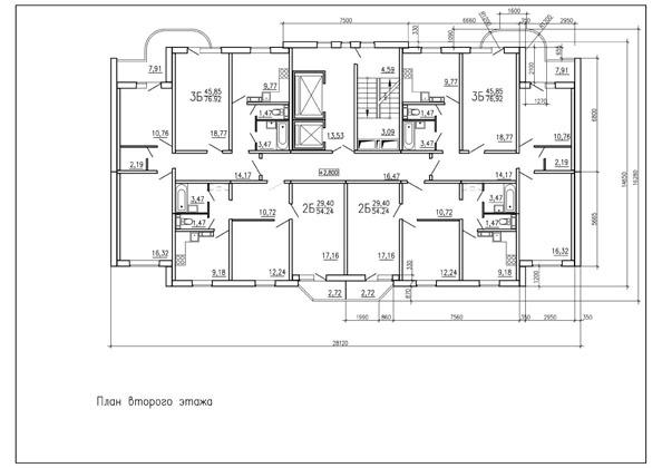 планировки квартир дом серии п3м-6