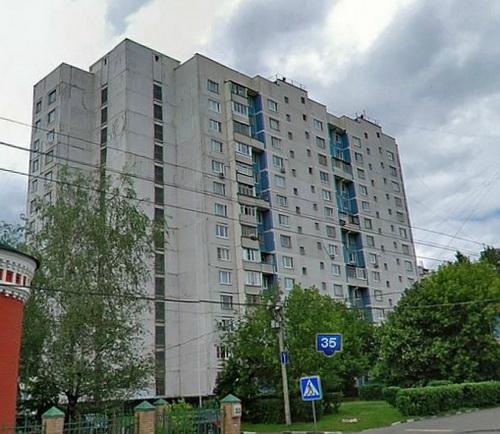 Москва Шереметьевская улица дом 35