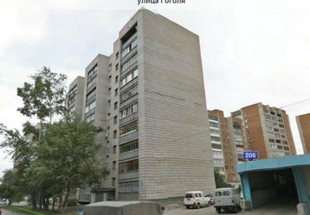 Серия 86, типовой проект 86-01 (отр.адм.) Помогите определить серию дома г.Новосибирск, Гоголя, 206