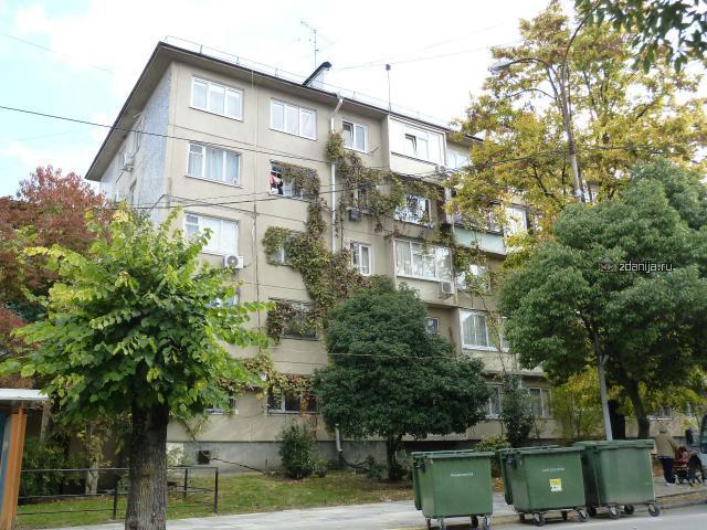 дома серии 1-335АС (отр.адм.) Подскажите, какой это проект 5-ти этажки, Сочи