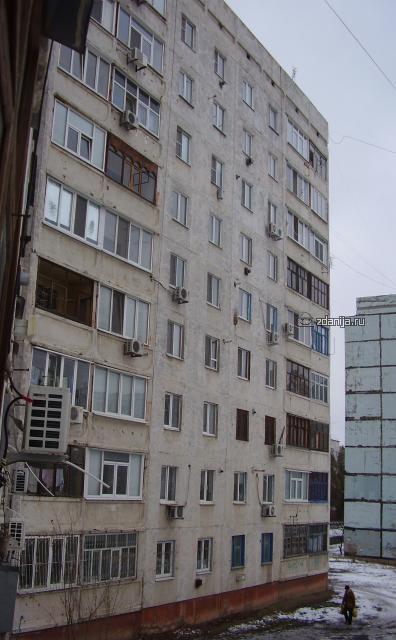 дом серии 111-96 типовой проект 96-027/1.2 (отр.адм.)
