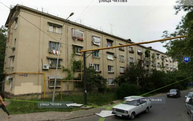 Сочи улица Чехова, 46