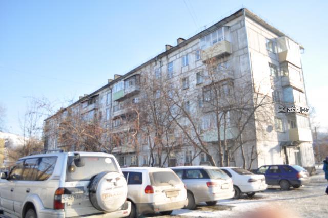Дома серии 1-439А, Горно-Алтайск (отр.адм.) Помогите определить серию дома