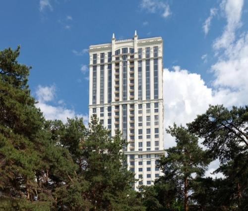 Элитный комплекс Дом в Сосновой роще – ещё есть свободные квартиры.