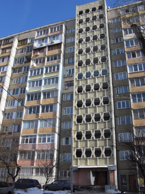 Дома серии 161 (КТ) - планировки квартир