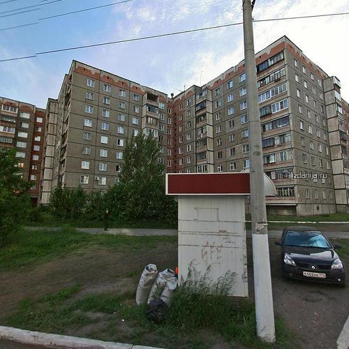 121 серия - Магнитогорск. Жукова, 6 (отр.адм.)