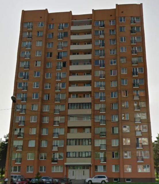 14-этажка №3