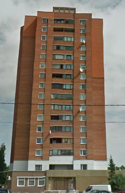 16-этажка №2 сбоку