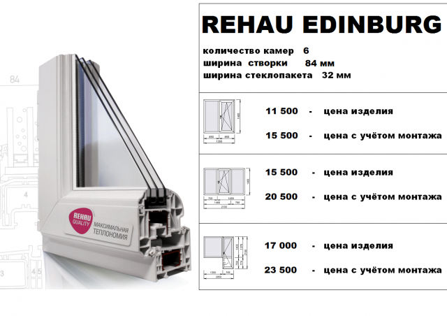 REHAU Edinburg