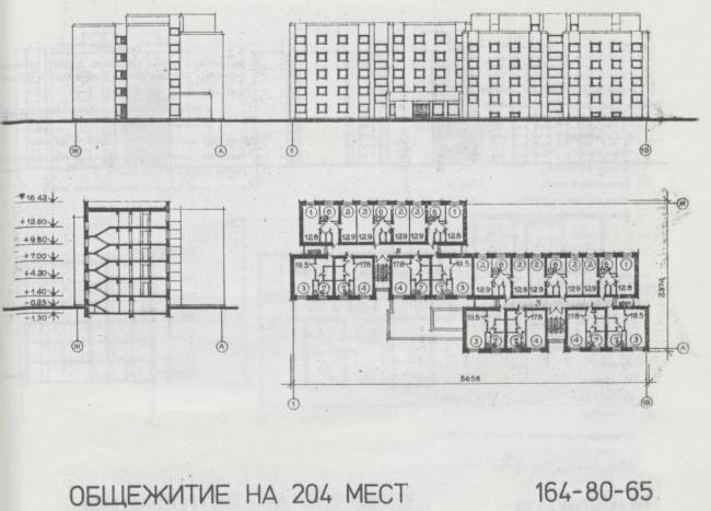 Серия 164-80-65 (Эстония)