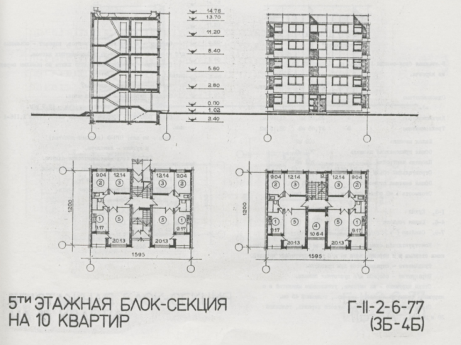 Г-II-2-6-77 (ЗБ-4Б)