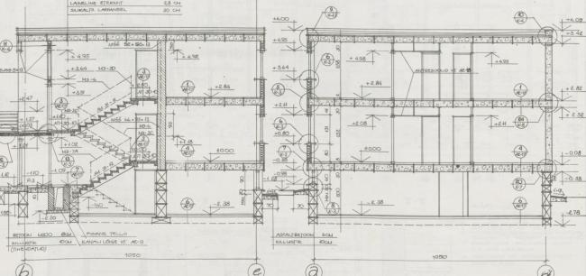 Серия 72057 (Эстония) - планировки квартир