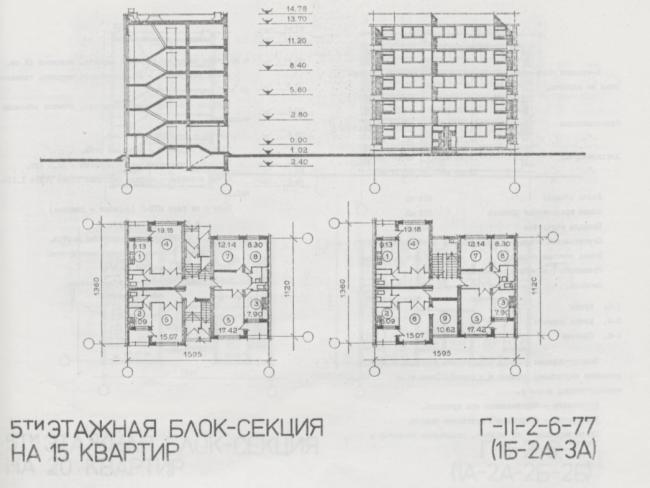 Г-II-2-6-77 (1Б-2А-ЗА)