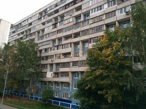 Россия, Москва, Дежнева проезд, 25 к1