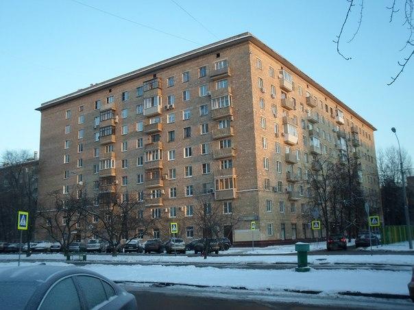Секции Моспроекта СМ-6 (СМ-3)