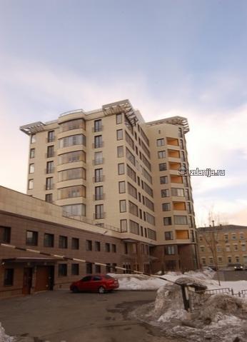 Москва, Цветной бульвар, дом 15, корпус 2 (ЦАО, район Тверской)