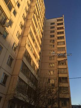 Москва, Совхозная улица, дом 10, корпус 1, Серия П-46 (ЮВАО, район Люблино)