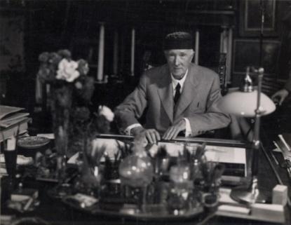 Ян Жолтовский, Архитектор.