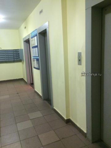Москва, Истринская улица, дом 6 (ЗАО, район Кунцево)