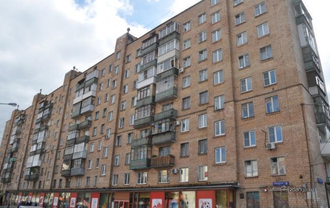 Москва, Лобненская улица, дом 9, Серия: II-29 (САО, район Дмитровский)