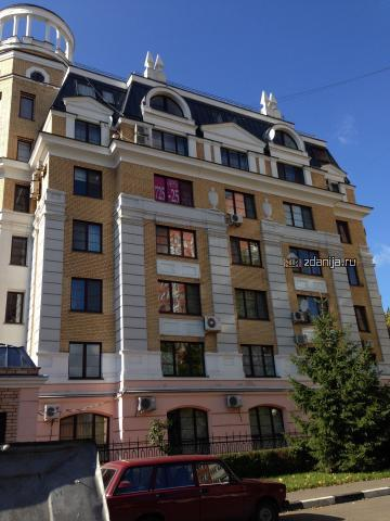 Москва, Молодогвардейская улица, дом 4, корпус 1 (ЗАО, район Кунцево)