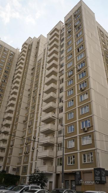 Москва, 8-я улица Соколиной Горы, дом 8, корпус 2, Серия КОПЭ (ВАО, район Соколиная Гора)