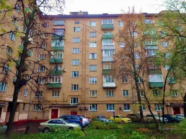 Москва, Бутырская улица, дом 53, корпус 2 (САО, район Савеловский)