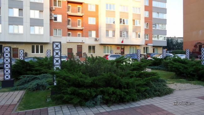 Москва, бульвар Генерала Карбышева, дом 16 (СЗАО, район Хорошево-Мневники)