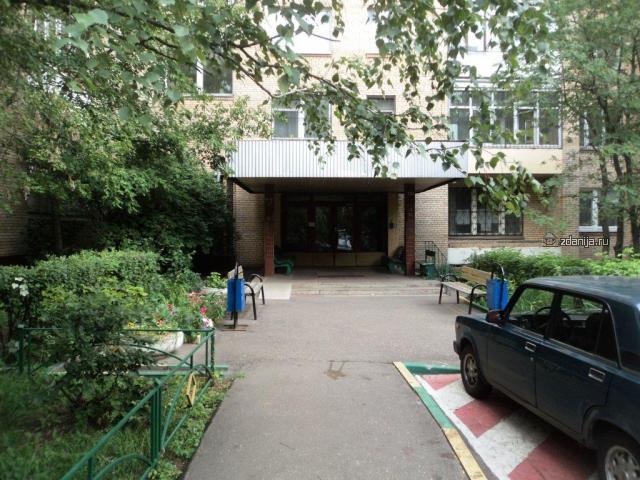 Москва, Молодогвардейская улица, дом 8 (ЗАО, район Кунцево)