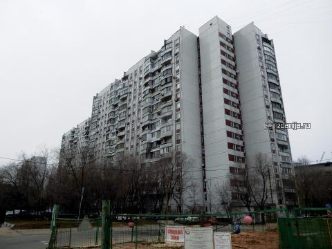 Москва, Хорошёвское шоссе, дом 46, Серия П-44 (САО, район Хорошевский)