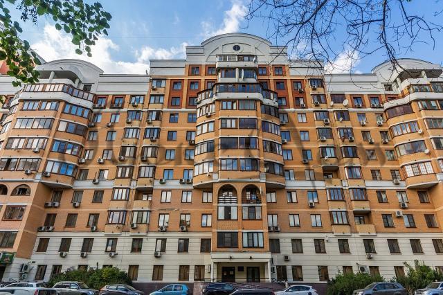 Москва, улица Викторенко, дом 4, корпус 1 (САО, район Хорошевский)
