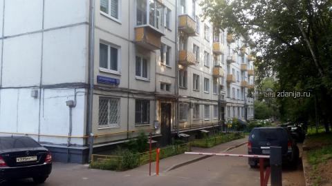 Москва, Дружинниковская улица, дом 11А, Серия К-7 (ЦАО, район Пресненский)