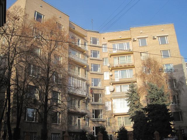 Москва, Леонтьевский переулок, дом 15 (ЦАО, район Пресненский)