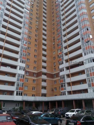 Москва, Заревый проезд, дом 1, корпус 1 (СВАО, район Северное Медведково)