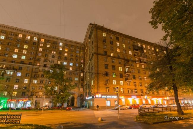 Москва, Автозаводская улица, дом 6 (ЮАО, район Даниловский)