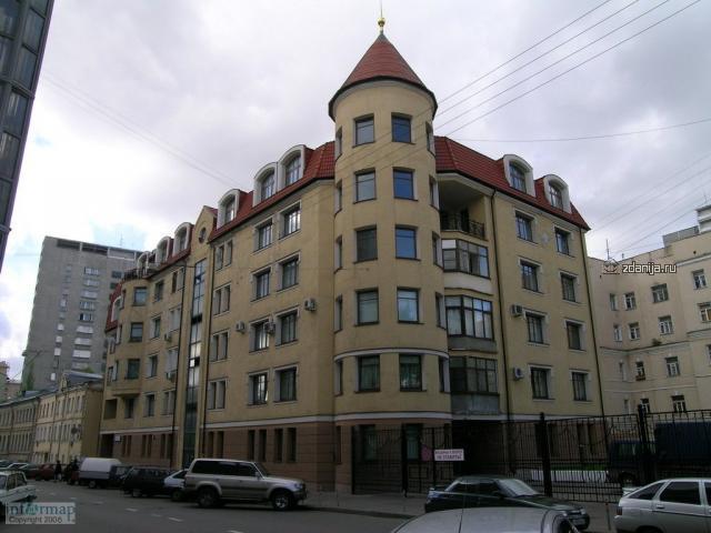 Москва, улица Щепкина, дом 13 (ЦАО, район Мещанский)