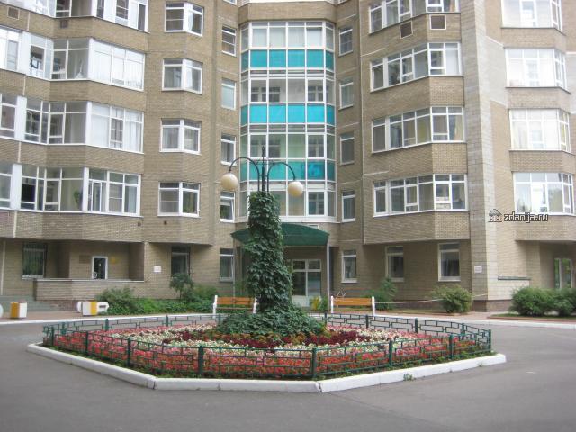 Москва, улица Островитянова, дом 4 (ЮЗАО, район Теплый Стан)