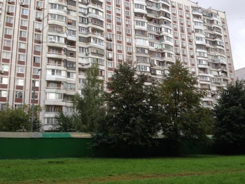 Москва, Каргопольская улица, дом 6, Серия П-44 (СВАО, район Отрадное)