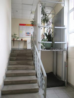 Москва, Ивантеевская улица, дом 5, корпус 1 (ВАО, район Богородское)