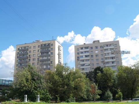 Москва, Боенский проезд, дом 4, Серия И209а (ЮВАО, район Нижегородский)