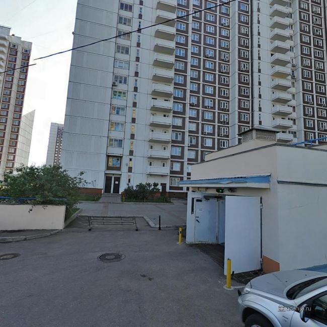 Москва, Таллинская улица, дом 32, корпус 3, Серия КОПЭ (СЗАО, район Строгино)