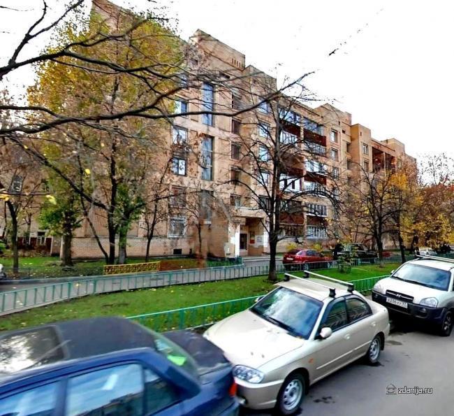 Москва, Богословский переулок, дом 7 (ЦАО, район Пресненский)