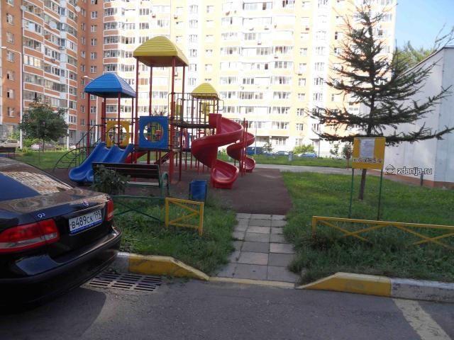 Москва, Ивовая улица, дом 6, корпус 1, Серия П-44т (СВАО, район Свиблово)