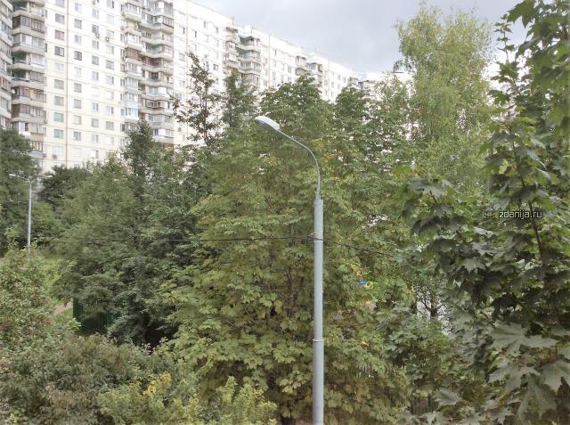 Москва, Новоясеневский проспект, дом 32, корпус 1, Серия - П-3/16 (ЮЗАО, район Ясенево)